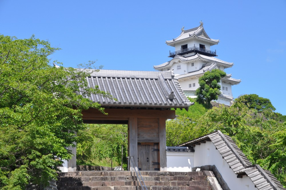 アトリエMOF_観光と掛川城
